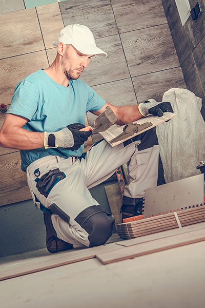 In 6 einfachen Schritten zur Badezimmersanierung.